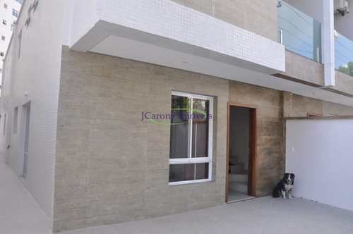 Casa, código 64152312 em Santos, bairro Aparecida