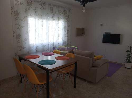 Apartamento, código 64152318 em Santos, bairro Aparecida