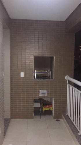 Apartamento, código 64152344 em Santos, bairro Estuário