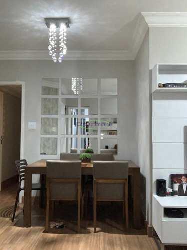 Apartamento, código 64152371 em Santos, bairro Gonzaga