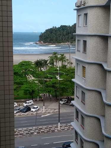 Apartamento, código 64152378 em Santos, bairro José Menino