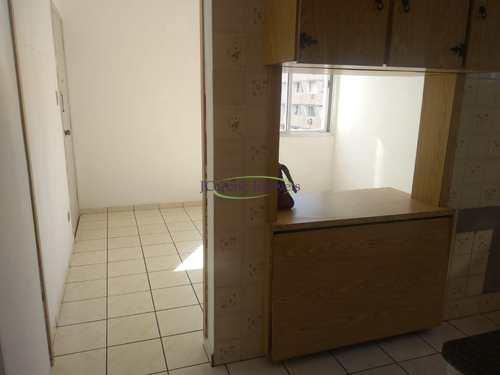 Apartamento, código 64152382 em Santos, bairro Boqueirão
