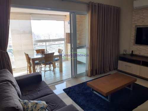 Apartamento, código 64152384 em Santos, bairro Ponta da Praia