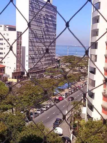 Apartamento, código 64152405 em Santos, bairro José Menino