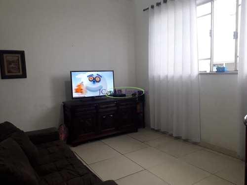 Apartamento, código 64152407 em Santos, bairro Embaré