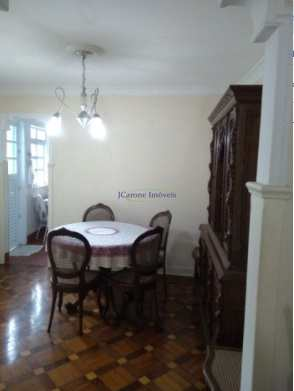 Casa, código 64152414 em Santos, bairro Vila Mathias
