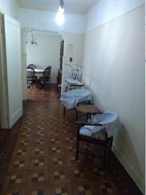 Casa em Santos, no bairro Vila Mathias