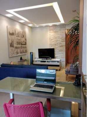 Apartamento, código 64152415 em Santos, bairro Boqueirão
