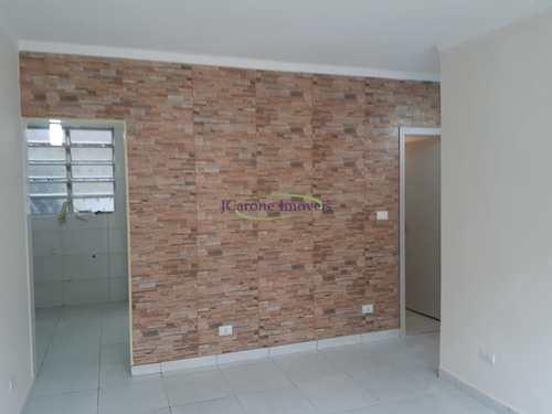 Apartamento, código 64152426 em Santos, bairro Vila Mathias