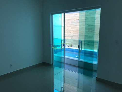 Casa, código 64152434 em Santos, bairro Boqueirão