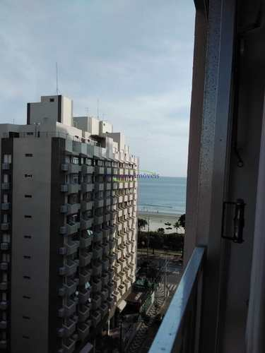 Apartamento, código 64152456 em Santos, bairro Aparecida