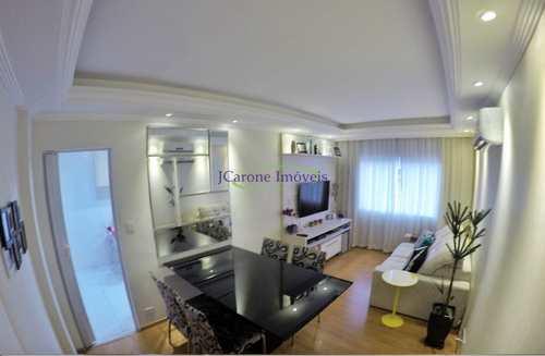 Apartamento, código 64152457 em Santos, bairro Campo Grande