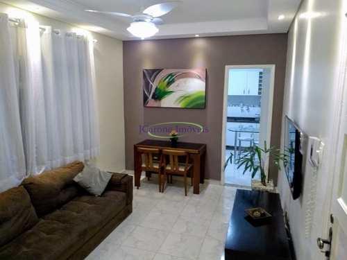 Apartamento, código 64152463 em Santos, bairro Aparecida