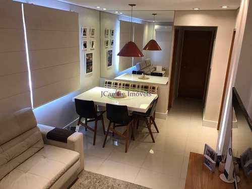 Apartamento, código 64152470 em Santos, bairro Macuco