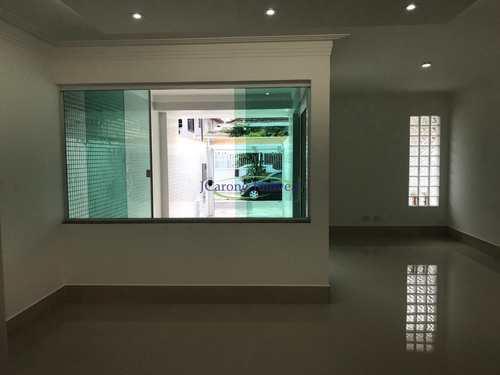 Casa, código 64152484 em Santos, bairro Aparecida