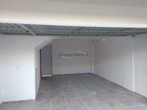 Casa, código 64152500 em Santos, bairro Aparecida
