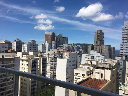 Apartamento, código 64152522 em Santos, bairro Gonzaga