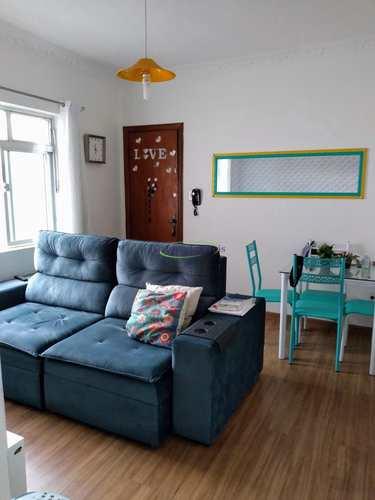 Apartamento, código 64152525 em Santos, bairro Embaré