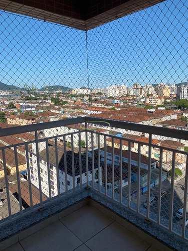 Apartamento, código 64152529 em Santos, bairro Estuário