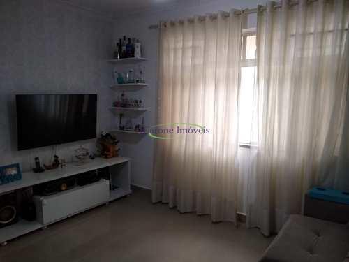 Apartamento, código 64152570 em Santos, bairro Embaré