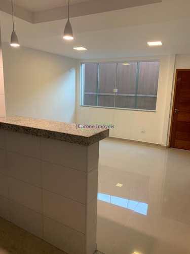 Casa, código 64152575 em Santos, bairro Marapé