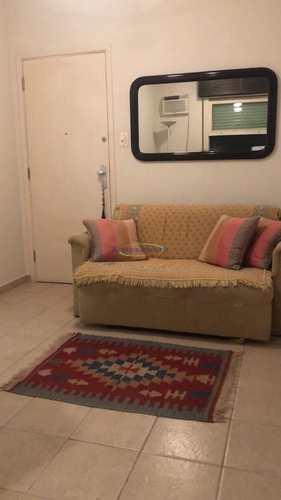 Apartamento, código 64152589 em Santos, bairro Aparecida