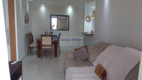 Apartamento, código 64152600 em Santos, bairro Boqueirão