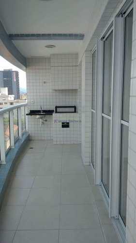 Apartamento, código 64152610 em Santos, bairro Boqueirão
