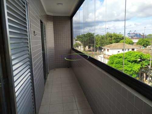 Apartamento, código 64152617 em Santos, bairro Aparecida