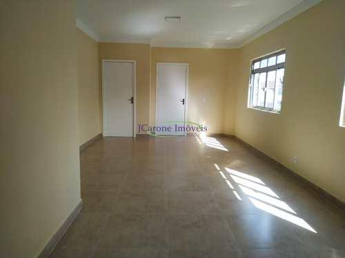 Apartamento, código 64152619 em Santos, bairro Aparecida