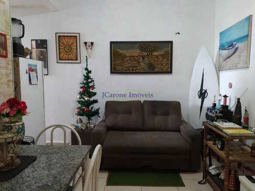Apartamento, código 64152629 em Santos, bairro Ponta da Praia