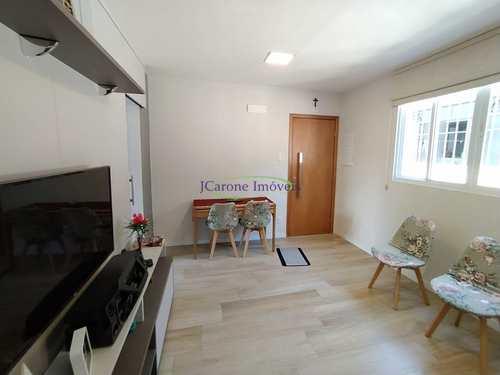 Apartamento, código 64152637 em Santos, bairro Embaré