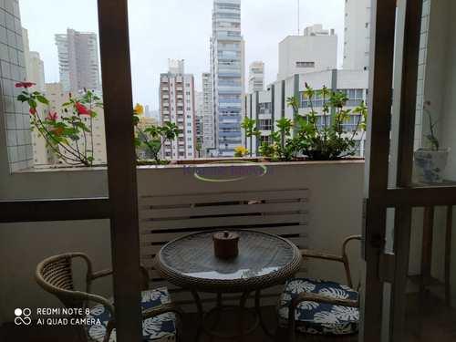 Apartamento, código 64152640 em Santos, bairro Boqueirão
