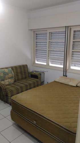 Apartamento, código 64152655 em Santos, bairro Embaré
