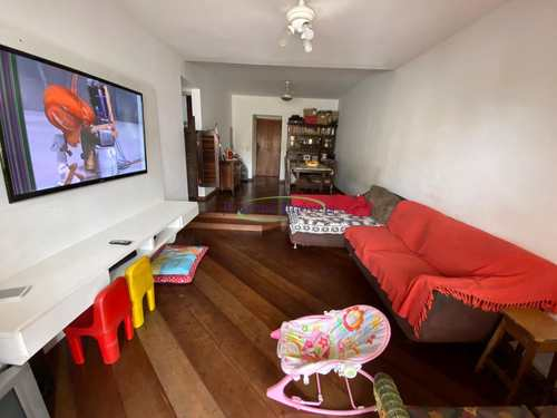 Apartamento, código 64152659 em Santos, bairro Aparecida