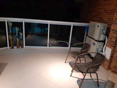 Apartamento, código 64152660 em Santos, bairro Gonzaga