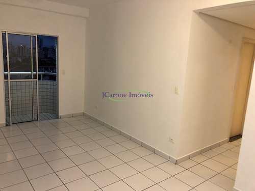 Apartamento, código 64152668 em Santos, bairro Boqueirão
