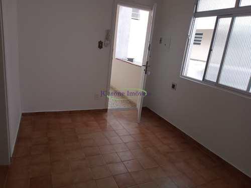 Apartamento, código 64152673 em Santos, bairro Embaré