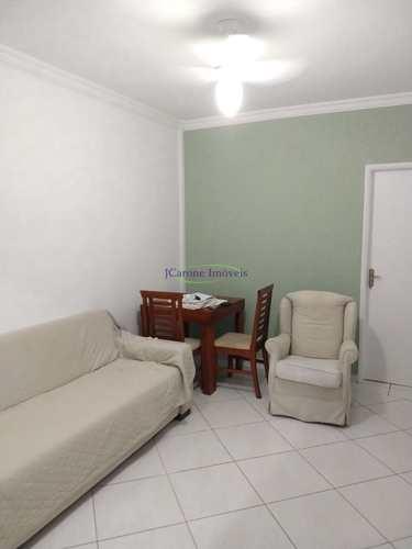Apartamento, código 64152676 em Santos, bairro Aparecida