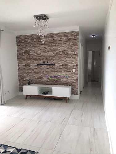 Apartamento, código 64152678 em Santos, bairro Ponta da Praia