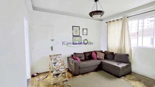 Apartamento, código 64152681 em Santos, bairro Embaré