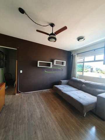 Apartamento, código 64152683 em Santos, bairro Encruzilhada