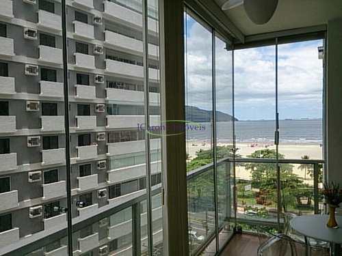 Apartamento, código 64152692 em Santos, bairro Gonzaga