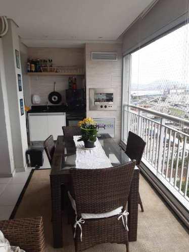 Apartamento, código 64152694 em Santos, bairro Vila Mathias