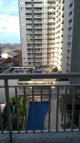 Apartamento, código 64152712 em Santos, bairro Vila Mathias