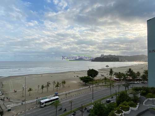 Apartamento, código 64152716 em Santos, bairro José Menino