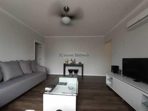 Apartamento, código 64152728 em Santos, bairro Boqueirão