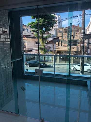 Casa, código 64152730 em Santos, bairro Embaré