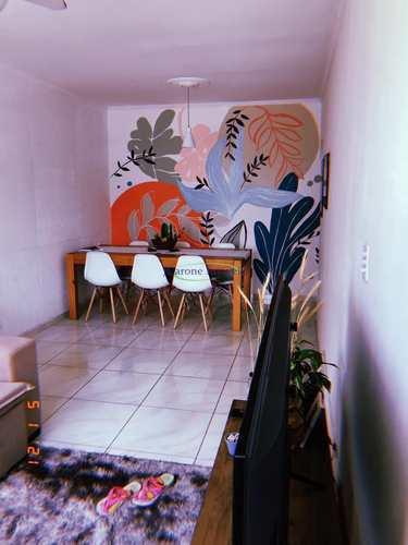Apartamento, código 64152731 em Santos, bairro Embaré