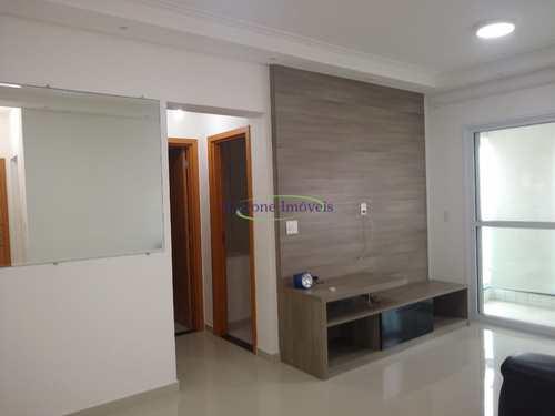 Apartamento, código 64152735 em Santos, bairro Boqueirão